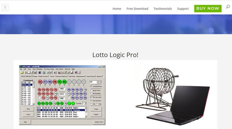 Lotto Logic Review
