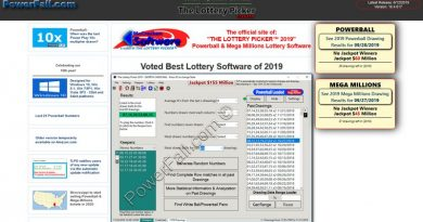 Most Trusted Powerfall Lottery Picker review